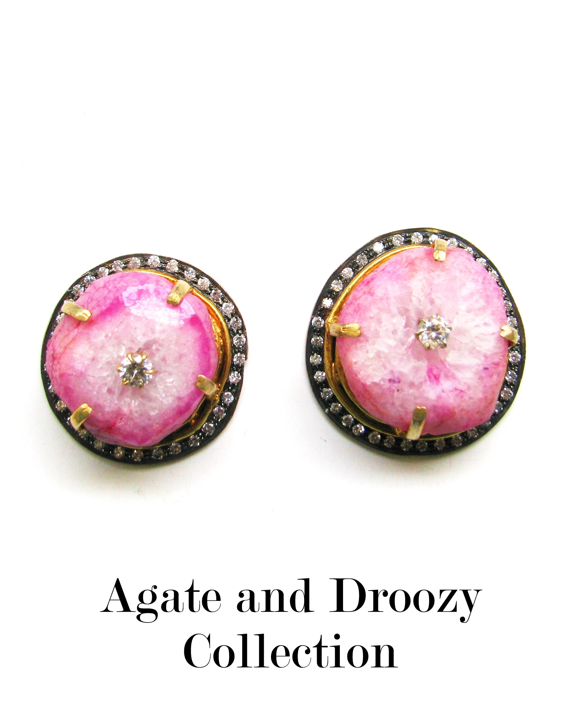 Agates & Druzy Collection